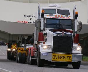 Low Loader Truck in Perth