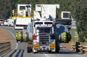 West Australian Transport Logistics
