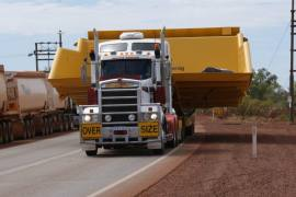 Abnormal Load Transport Hevi Haul