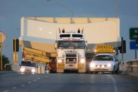 Oversized Load Transport Hevi Haul