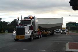 Low Loader Hire for Heavy Haulage Transport